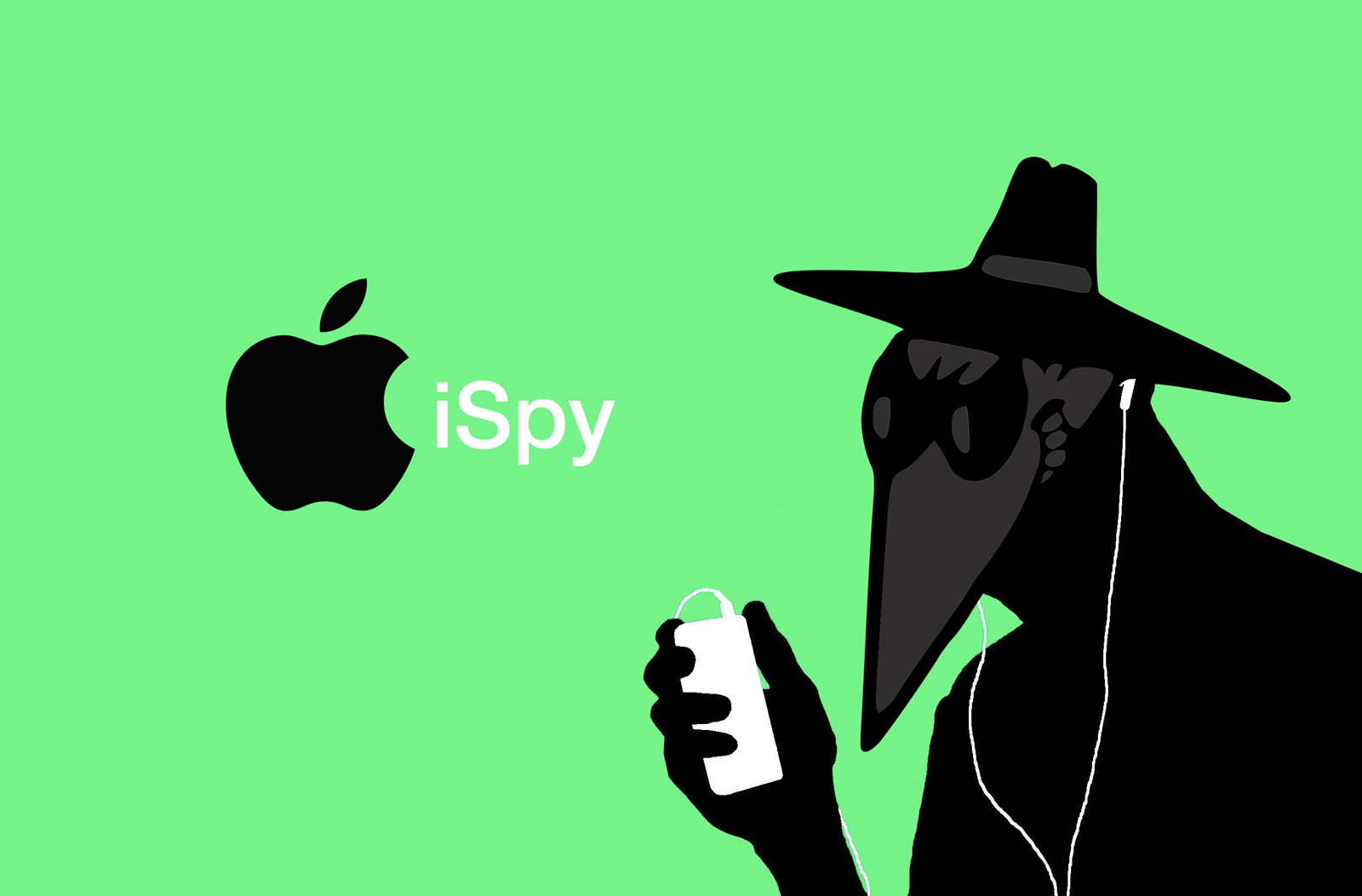 The CIA Campaign to Steal Apple's Secrets