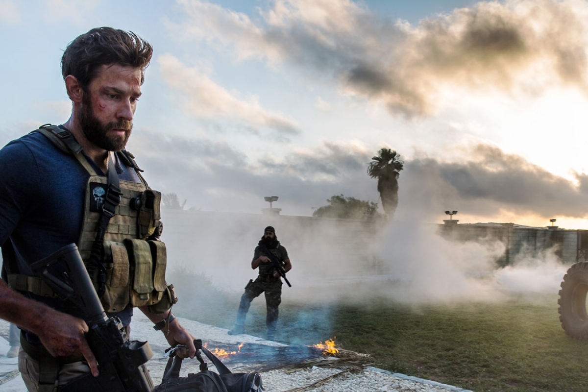 """13 Hours"" Splashes Blood Across the Screen and Misses"