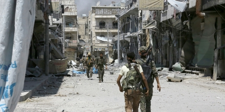 US Coalition Has Killed at Least 300 Civilians in Syria — Amnesty International