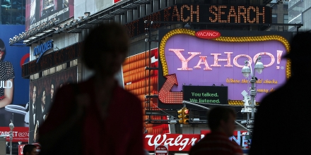 Yahoo gives U.S. intelligence access to users' emails, report says