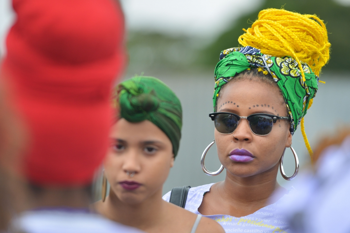 White Brazilians Don't Want to Accept Their Racism In Controversy Over African Head Wraps
