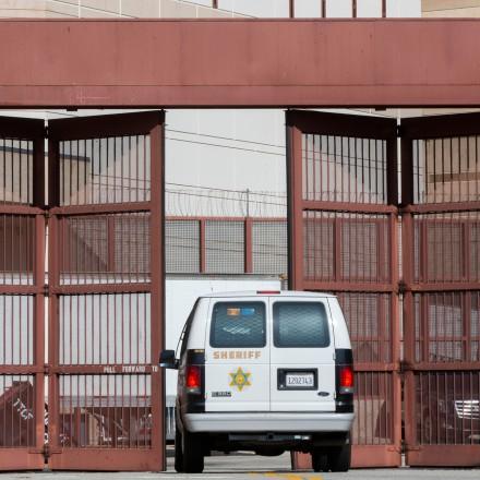 In LA County Jails, Coronavirus Chaos Keeps People Locked Up Longer