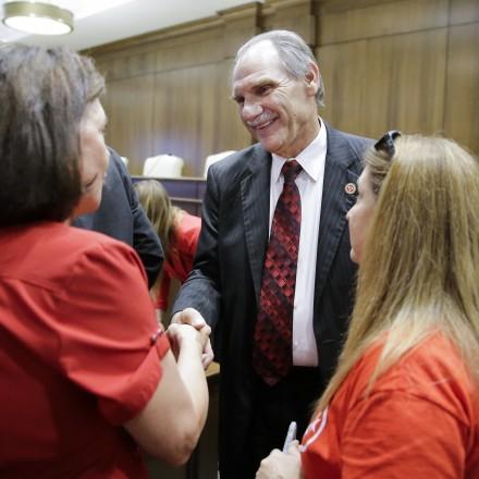 Oklahoma Lawmaker Calls Abortion Worse Than Slavery