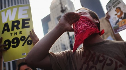 Happy Birthday, Occupy Wall Street