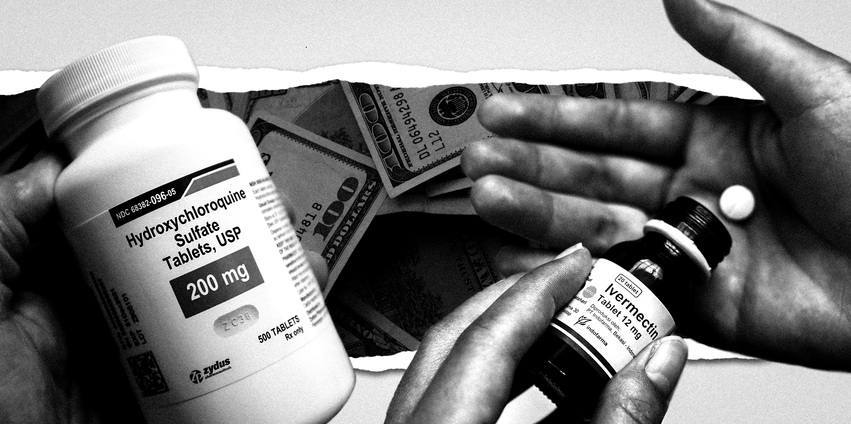 Far-Right Health Care Companies Made Millions Prescribing Unproven Covid Remedies
